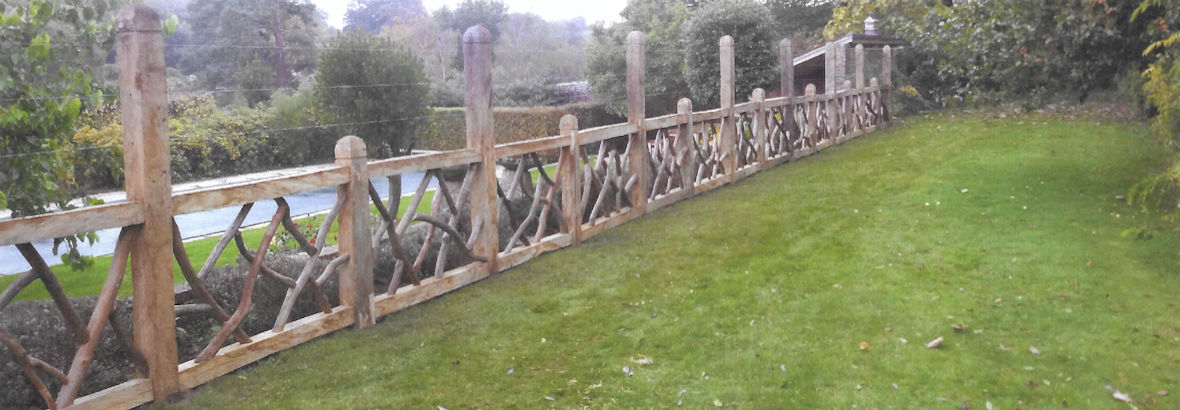 Cleft, Wood or Metal Fencing